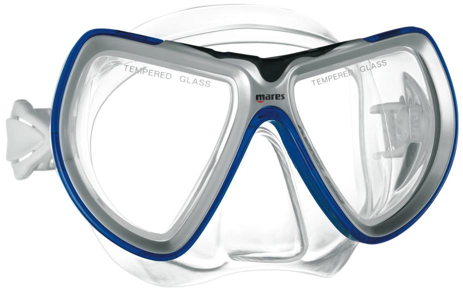 masque de plongée Mares