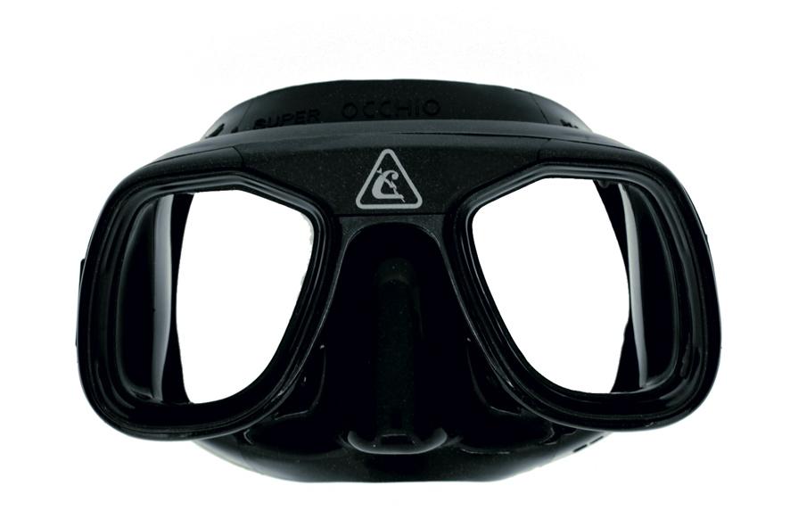 Masque de plongée pour la chasse sous marine