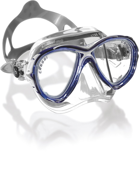 EYES EVO cristal bleu - demetz
