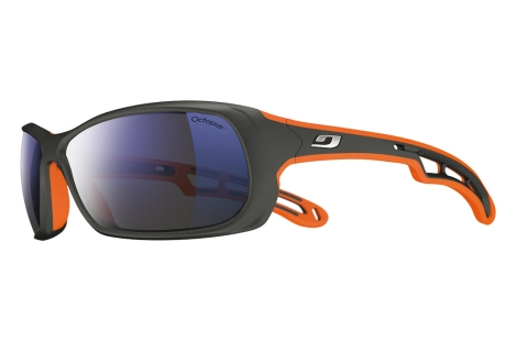lunette de sport julbo Swell noir orange