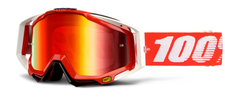 masque de motocross MX 100%