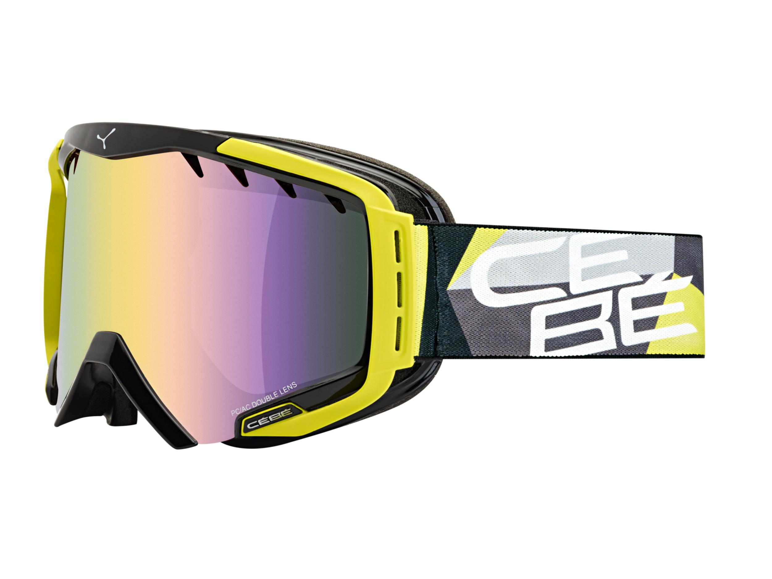 Masque de ski Cébé - Hurricane L CBG16 - Cat.2 wVtvkAH
