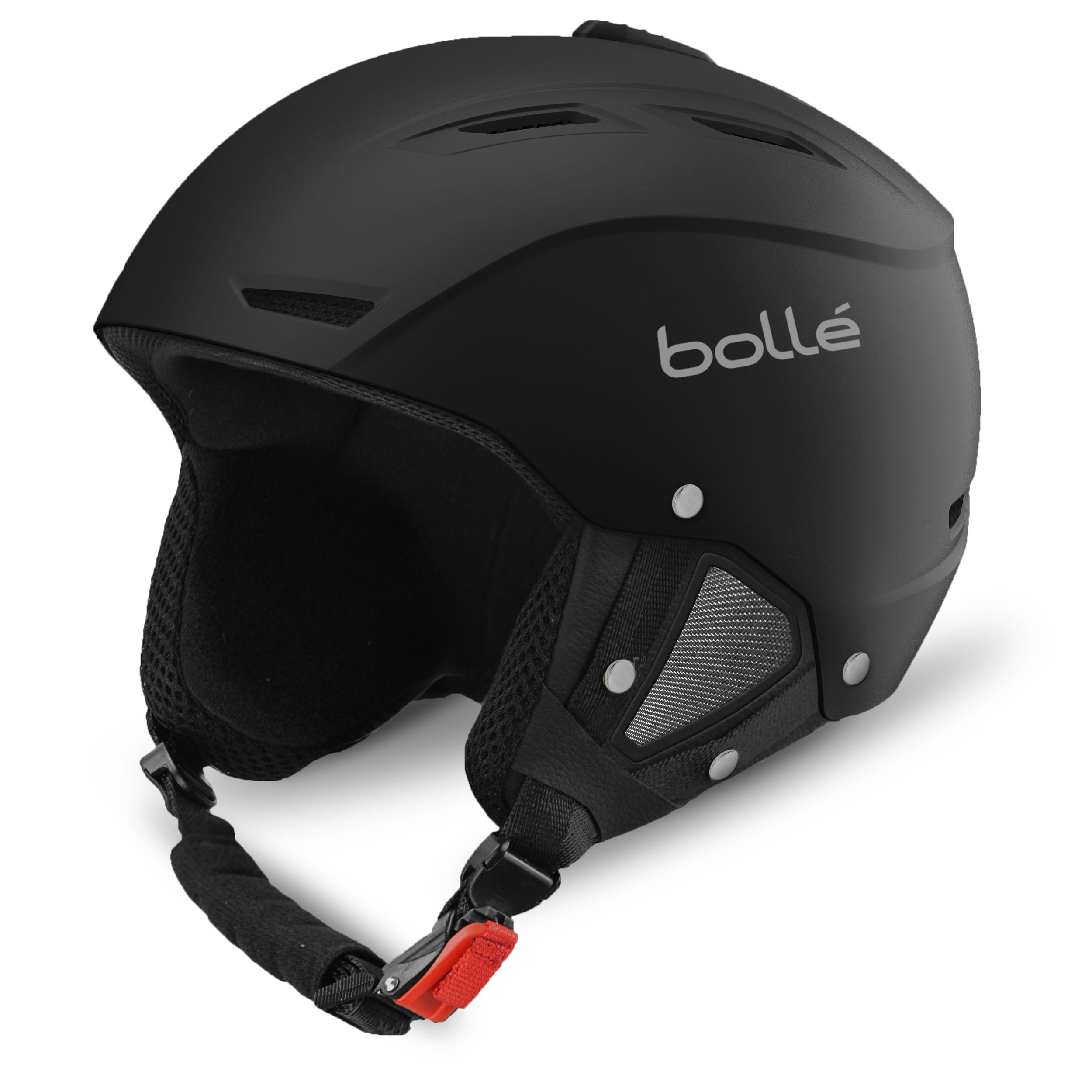 Casque De Ski Pas Cher Bolle Blackline Casque De Ski