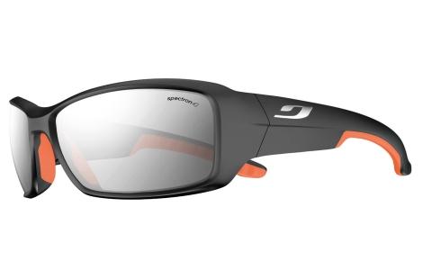 lunettes pour running julbo Run noir orange