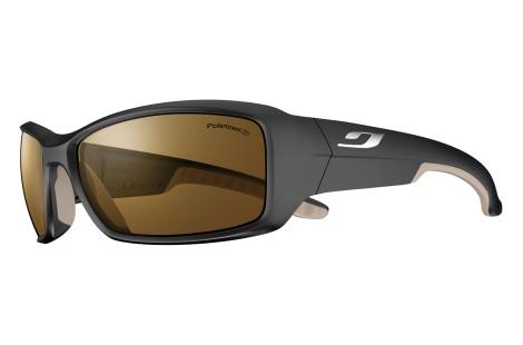 lunette de velo julbo Run noir gris