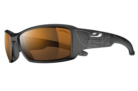 lunettes de montagne julbo Run noir verres cameleon