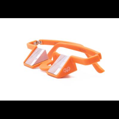 Lunettes d'escalade Y et Y Plasfun Orange