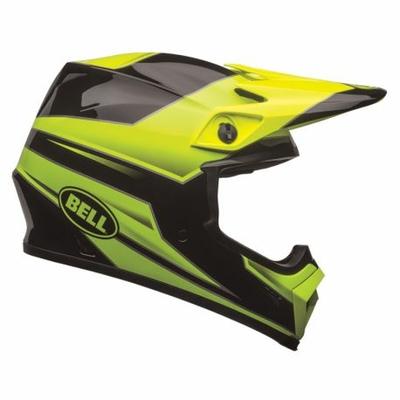 BELL MX-9 MIPS Stryker Hi viz green