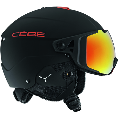 CASQUE DE SKI VISIERE INTERCHANGEABLE CEBE ELEMENT VISOR