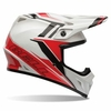 BELL MX 9 Barricade red