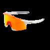 100% SPEEDCRAFT L Blanc / Orange