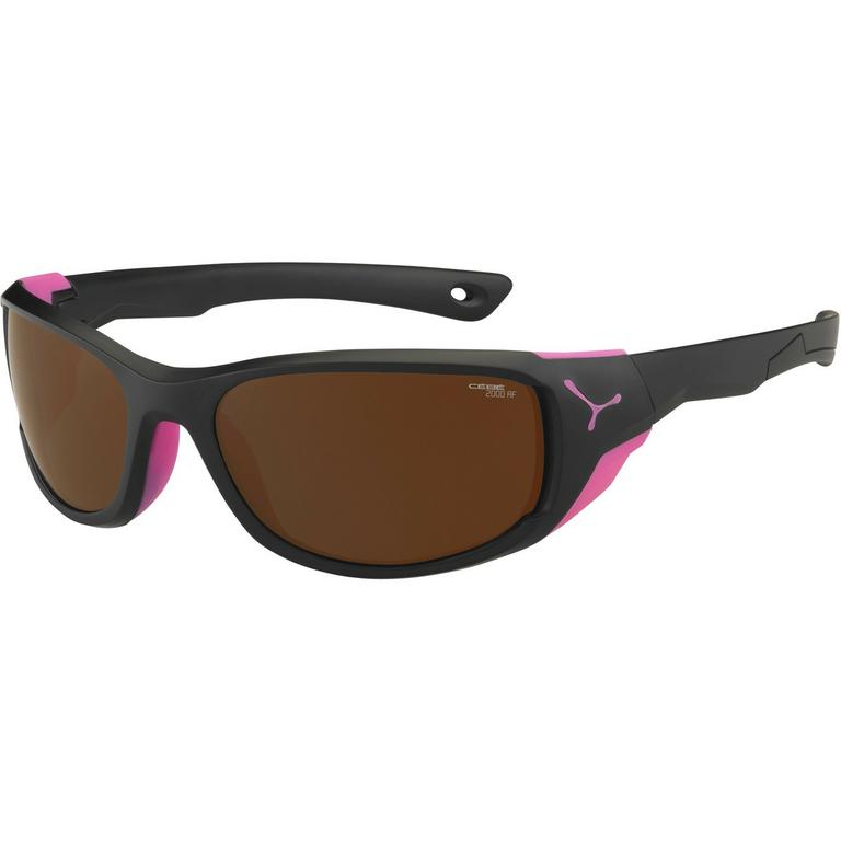 Jorasses M_Black Pink Matte-Zone Brown Cat.4 Silver AF-01