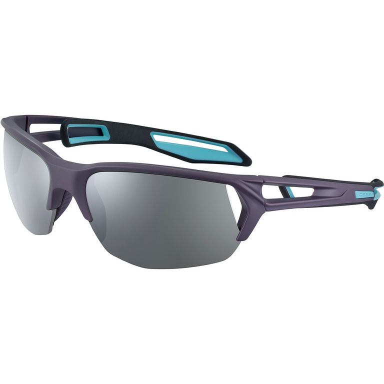 S'Track M 2.0_Plum Turquoise Matte-Zone Grey Cat.3 Silver AF-01