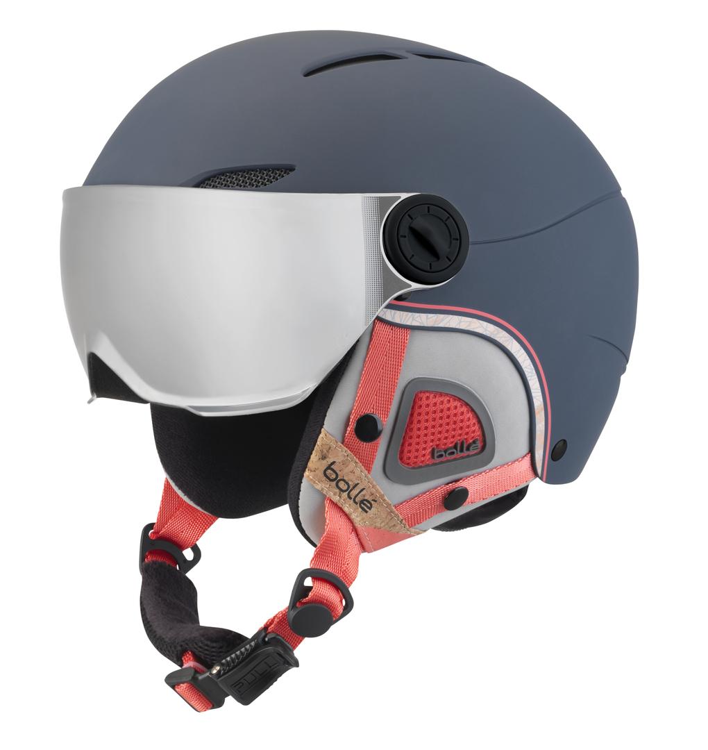 casque de ski pour femme avec visiere bolle juliet casque de ski. Black Bedroom Furniture Sets. Home Design Ideas
