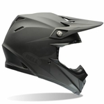 BELL MOTO 9 Carbon matte syndrome black