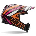 BELL MX 9 Tagger Scrub pink