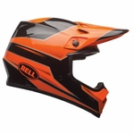 BELL MX-9 MIPS Stryker Flo orange