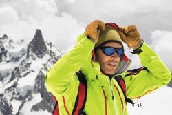 lunette de soleil d'alpinisme