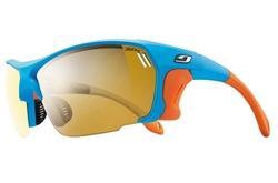 lunettes julbo Trek bleu-orange zebra