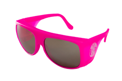 Lunette Solaire MILF sunglasses Made in la france Rose