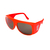 Lunette Solaire MILF sunglasses AMILF orange