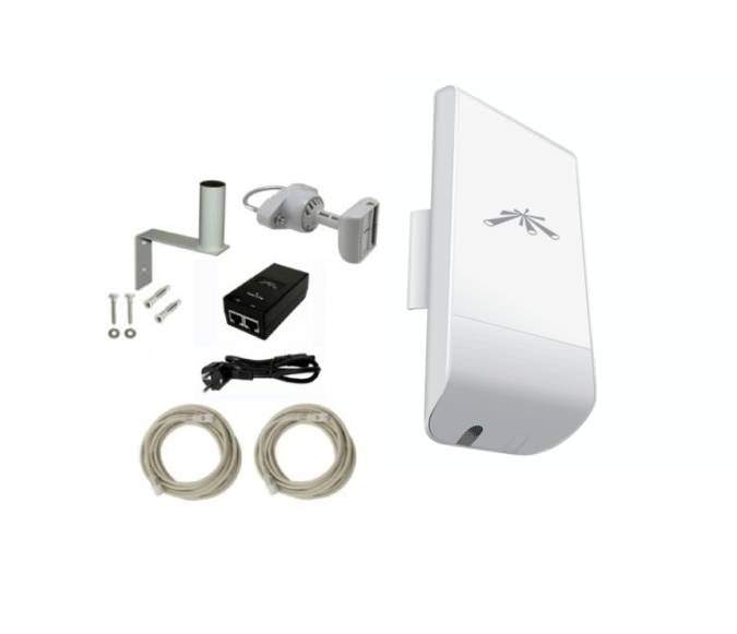 Point d 39 acc s wifi ext rieur avec antenne 8 dbi angle de for Fabriquer antenne wifi exterieur