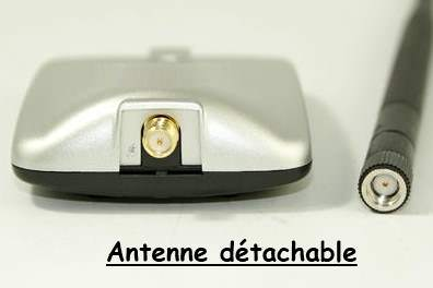 Clé WiFi USB Puissante Windows Vista XP Magasin Antenne WiFi - Antenne wifi usb longue portée