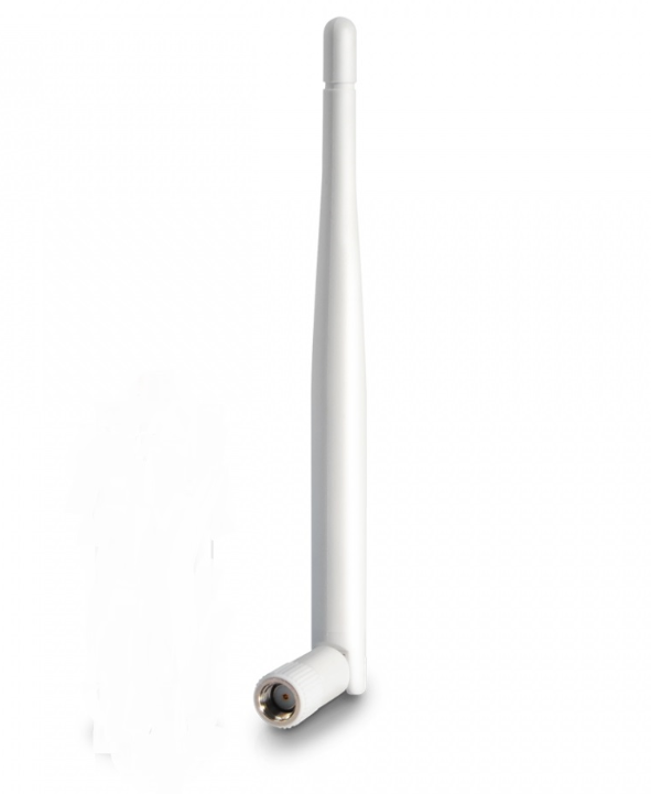 Antenne omni pour pc 5 dbi blanche magasin antenne wifi - Antenne wifi longue portee omnidirectionnelle 22 dbi ...
