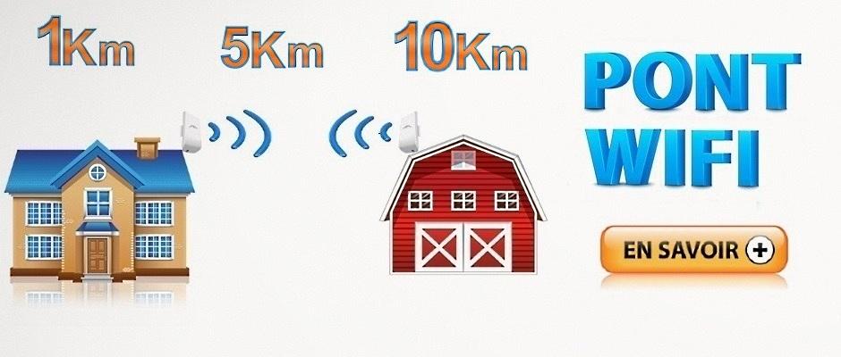 ANTENNES WIFI Magasin Fréquence WiFi - Antenne wifi usb longue portée