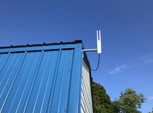 installation antenne wifi