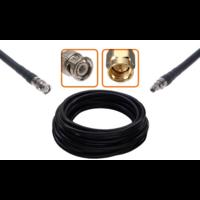 Câble haute qualité BNC mâle et SMA mâle diamètre 10.30 mm longueur 1 à 30 mètres