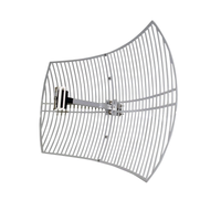 Antenne WiFi parabolique 24 dbi