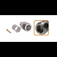 Connecteur N femelle à sertir pour câble coaxial 10.30 mm