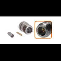Connecteur N femelle à sertir pour câble coaxial 2.7mm