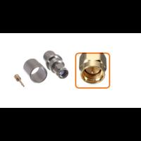 Connecteur SMA mâle à sertir pour câble coaxial 10.30mm
