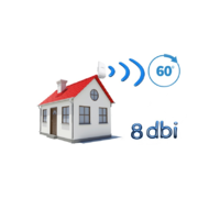 Point d 39 acces wifi exterieur magasin for Borne wifi exterieur