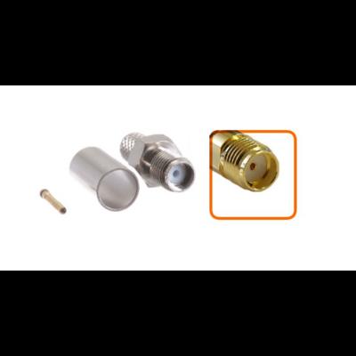 connecteur-sma femelle-h155-rg58