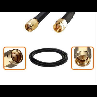 cable-diamètre-6-mm-rp-sma-male-sma-male-longueur-1-a-12-mètres