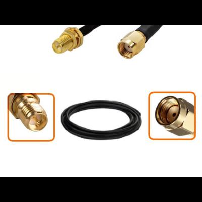 câble-diamètre-6-mm-rpsma-femelle-rpsma-mâle-longueur-1-à-12-mètres