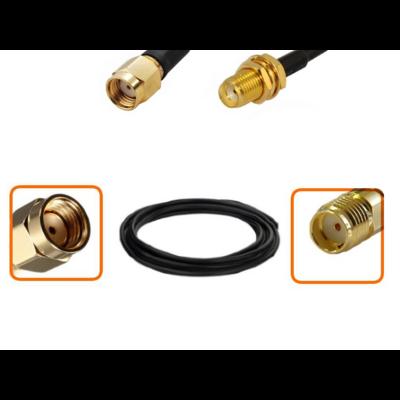 cable-diametre-6-mm-rpsma-male-sma-femelle-longueur-1-à-12-mètres