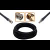 Câble haute qualité BNC mâle et RP-SMA mâle diamètre 10.30 mm longueur 1 à 30 mètres