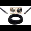 Câble haute qualité BNC mâle et N femelle diamètre 10.30 mm longueur 1 à 30 mètres