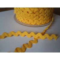 Croquet serpentine Jaune