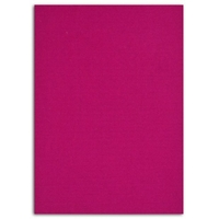 Velours thermocollant - ROSE fushia