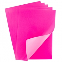 Flex thermocollant - Rose Fluo