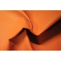 Simili cuir - Orange