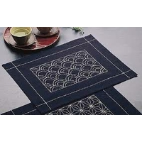 Kit sashiko - set de table N°165