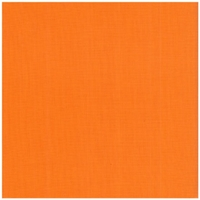 Coupon tissu orange carotte