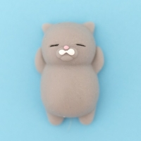 Mini squishy - chat gris