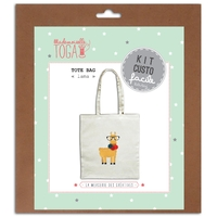 Kit tote bag - lama